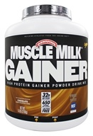 Cytosport - Muscle Milk Genuine High Protein Gainer Powder Drink Mix Chocolate - 5 lbs. by Cytosport