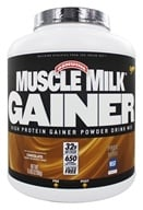 Cytosport - Muscle Milk Genuine High Protein Gainer Powder Drink Mix Chocolate - 5 lbs.