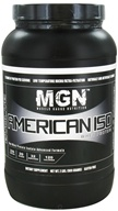 Muscle Gauge Nutrition - American Iso Whey Protein Vanilla Caramel - 2 lbs., from category: Sports Nutrition