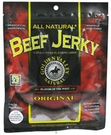 Image of Golden Valley Natural - Natural Beef Jerky with Naturally Smoked Flavoring Original - 3.25 oz.