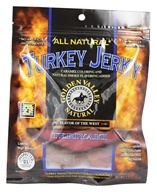 Golden Valley Natural - Natural Turkey Jerky with Naturally Smoked Flavoring Teriyaki - 3.25 oz. (817820009621)