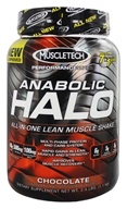 Muscletech Products - Anabolic Halo Hardcore Pro Series Chocolate - 2.4 lbs. - $48.99