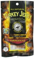 Image of Golden Valley Natural - Natural Turkey Jerky with Naturally Smoked Flavoring Original - 1 oz.