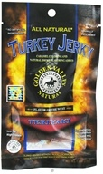 Golden Valley Natural - Natural Turkey Jerky with Naturally Smoked Flavoring Teriyaki - 1 oz. (846547010078)