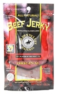 Golden Valley Natural - Natural Beef Jerky with Naturally Smoked Flavoring Original - 1 oz., from category: Health Foods