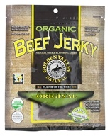 Golden Valley Natural - Organic Beef Jerky with Naturally Smoked Flavoring Original - 3 oz., from category: Health Foods