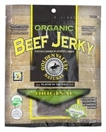 Image of Golden Valley Natural - Organic Beef Jerky with Naturally Smoked Flavoring Original - 3 oz.