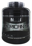 Muscle Gauge Nutrition - American Iso Whey Protein Vanilla - 5 lbs. LUCKY PRICE, from category: Sports Nutrition
