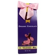 Sjaak's Organic Chocolate - Easter Caramel Bites Tote Dark Chocolate - 6 oz.