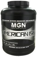 Muscle Gauge Nutrition - American Iso Whey Protein Strawberry - 5 lbs., from category: Sports Nutrition