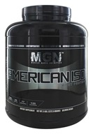 Muscle Gauge Nutrition - American Iso Whey Protein Ice Cream Sandwich - 5 lbs.