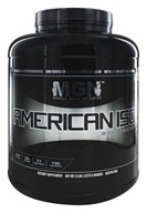 Muscle Gauge Nutrition - American Iso Whey Protein Vanilla Caramel - 5 lbs. LUCKY PRICE, from category: Sports Nutrition