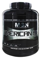 Muscle Gauge Nutrition - American Iso Whey Protein Cinnamon Bun - 5 lbs.