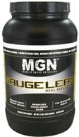 Muscle Gauge Nutrition - Gauge Lean Meal Replacement Vanilla Cream - 2 lbs.