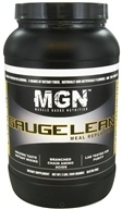 Muscle Gauge Nutrition - Gauge Lean Meal Replacement Vanilla Cream - 2 lbs. by Muscle Gauge Nutrition