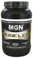 Muscle Gauge Nutrition - Gauge Lean Meal Replacement Fudge Brownie - 2 lbs., from category: Sports Nutrition