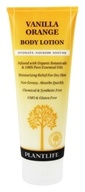Plantlife Natural Body Care - Body Lotion Vanilla Orange - 8 oz. by Plantlife Natural Body Care