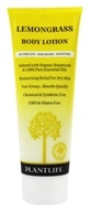 Plantlife Natural Body Care - Body Lotion Lemongrass - 8 oz. (643948007115)
