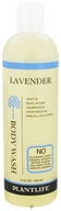 Plantlife Natural Body Care - Body Wash Lavender - 14 oz. (643948007009)