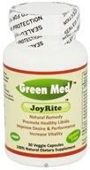 Green Med - JoyRite - 30 Vegetarian Capsules by Green Med