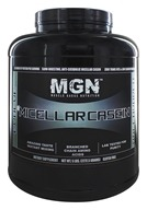 Muscle Gauge Nutrition - Micellar Casein Unflavored - 5 lbs. by Muscle Gauge Nutrition