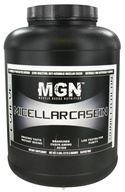 Muscle Gauge Nutrition - Micellar Casein Vanilla Bean - 5 lbs. by Muscle Gauge Nutrition
