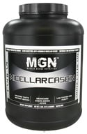 Muscle Gauge Nutrition - Micellar Casein Vanilla Bean - 5 lbs., from category: Sports Nutrition