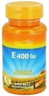 Thompson - Vitamin E with Mixed Tocopherols 400 IU - 60 Softgels, from category: Vitamins & Minerals