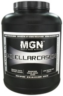 Muscle Gauge Nutrition - Micellar Casein Chocolate Frosting - 5 lbs., from category: Sports Nutrition