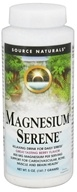 Image of Source Naturals - Magnesium Serene Berry 800 mg. - 5 oz.