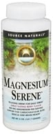 Source Naturals - Magnesium Serene Berry 800 mg. - 5 oz.
