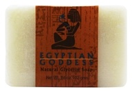 Auric Blends - Natural Glycerin Bar Soap Egyptian Goddess - 3.6 oz., from category: Personal Care
