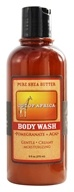 Image of Out Of Africa - Organic Shea Butter Body Wash Pomegranate + Acai - 9 oz.
