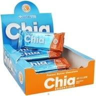 Image of Vitalyte - Chia Essentials Nutrition Bar Peanut Butter Chocolate - 1.79 oz.