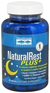 Trace Minerals Research - Natural Rest Plus - 60 Tablet(s) - $11.64