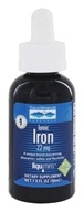 Trace Minerals Research - Liquid Ionic Iron 22 mg. - 2 oz. - $7.96