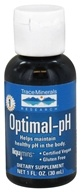 Trace Minerals Research - Optimal-pH - 1 oz. - $10.42