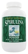 Source Naturals - Spirulina Powder - 16 oz.
