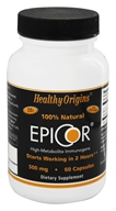 Image of Healthy Origins - EpiCor High-Metabolite Immunogens 500 mg. - 60 Capsules