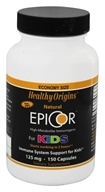 Healthy Origins - EpiCor High-Metabolite Immunogens For Kids 125 mg. - 150 Capsules, from category: Nutritional Supplements