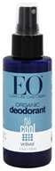 EO Products - Organic Deodorant Spray All Day Cool Vetiver - 4 oz.