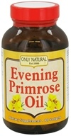 Only Natural - Evening Primrose Oil 1000 mg. - 90 Softgels (727413009917)
