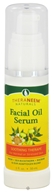 Organix South - TheraNeem Naturals Facial Oil Serum Soothing Therape for Normal Skin - 1 oz. (666183631037)