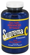 Gary Null's - Advanced All Natural Suprema C Concentrate Powder - 13.5 oz.