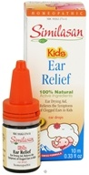 Image of Similasan - Kids Ear Relief Ear Drops - 10 ml.
