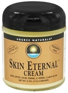 Source Naturals - Skin Eternal Cream - 4 oz., from category: Personal Care