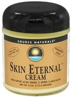 Source Naturals - Skin Eternal Cream - 4 oz. by Source Naturals