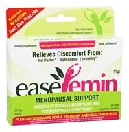 NaturaNectar - EaseFemin Menopausal Support - 30 Vegetarian Capsules, from category: Nutritional Supplements