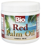 Bio Nutrition - Red Palm Oil - 15 oz.