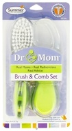 Image of Summer Infant - Dr. Mom Brush and Comb Set